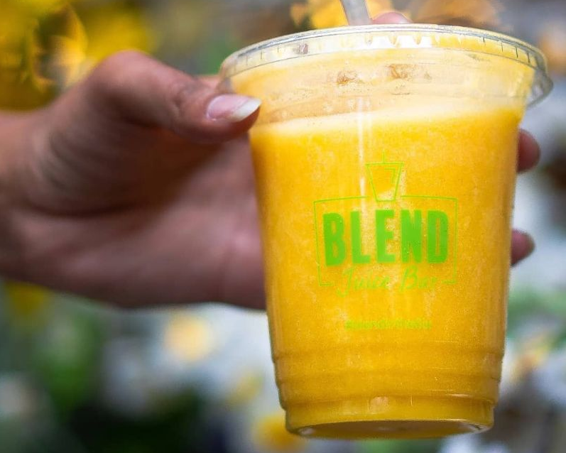 Blend Juice Bar