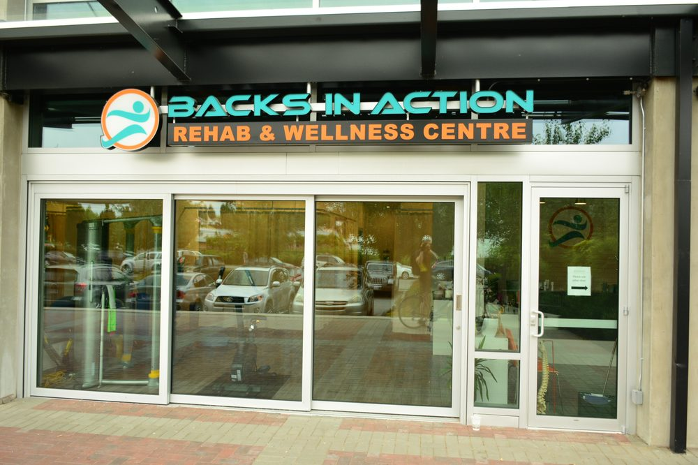 Backs in Action Rehab & Wellness Centre