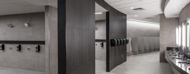 Change Room & Shower Facilities