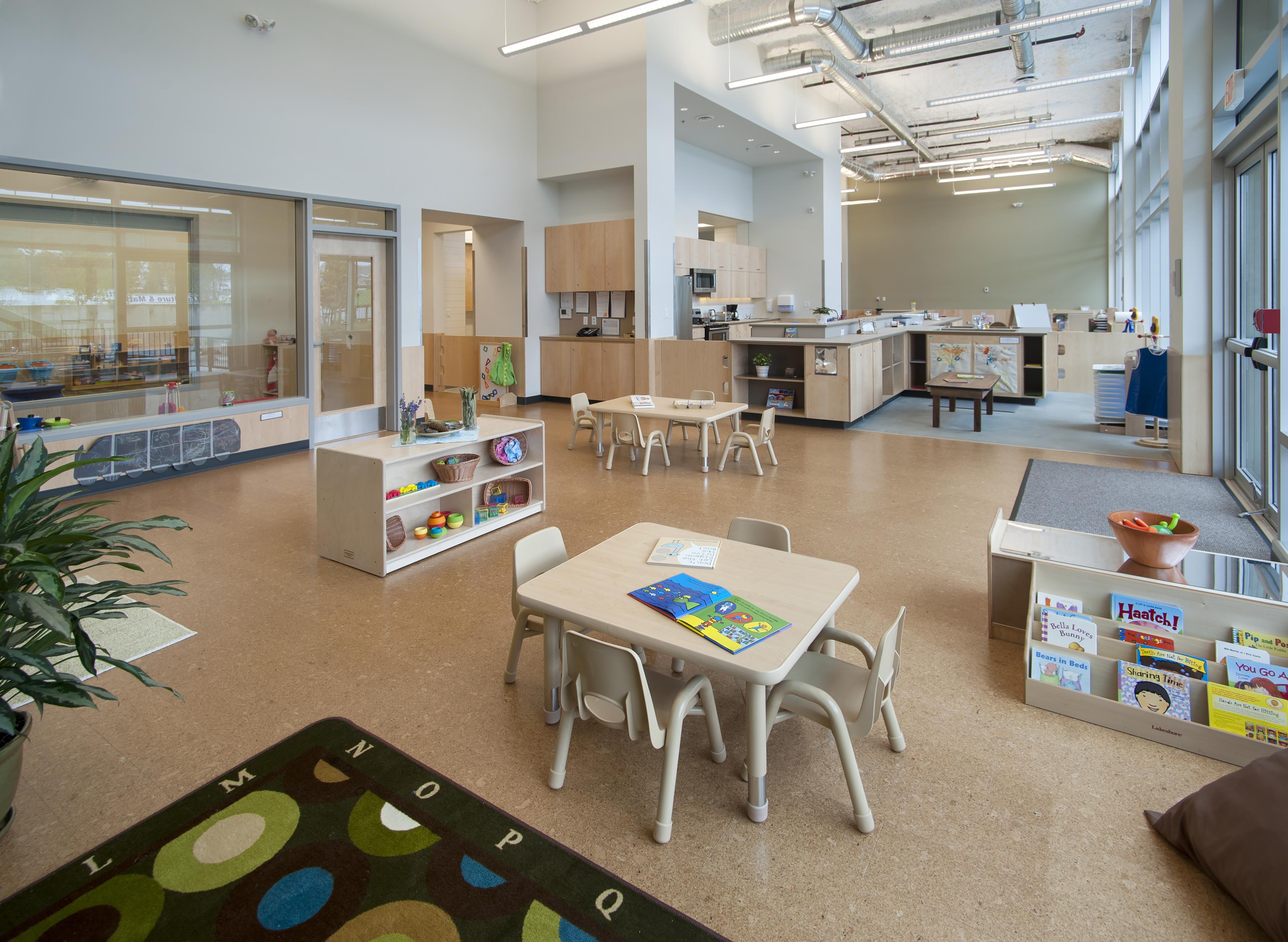 Renfrew Station YMCA Child Care Center