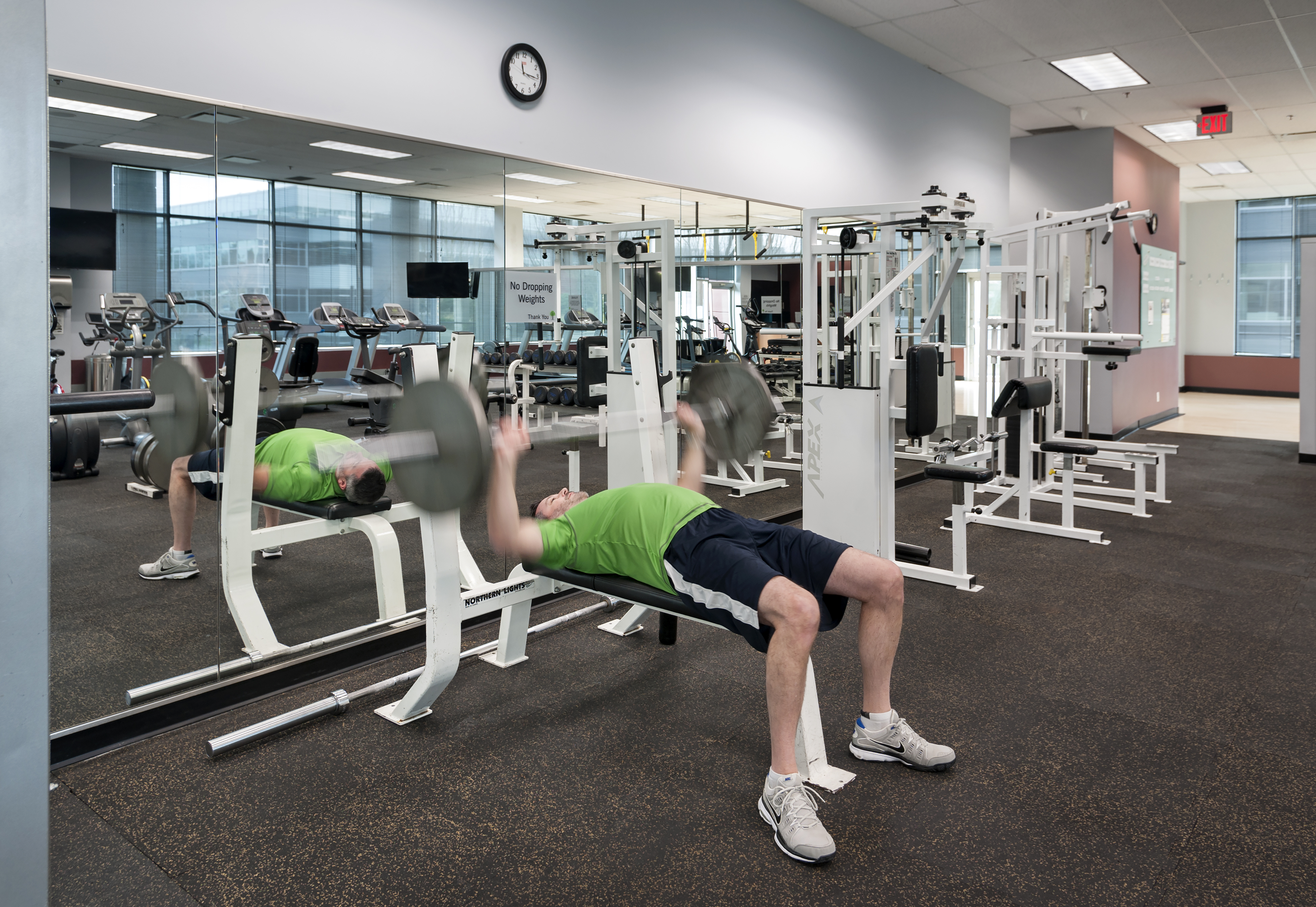 About Our Fitness Facility