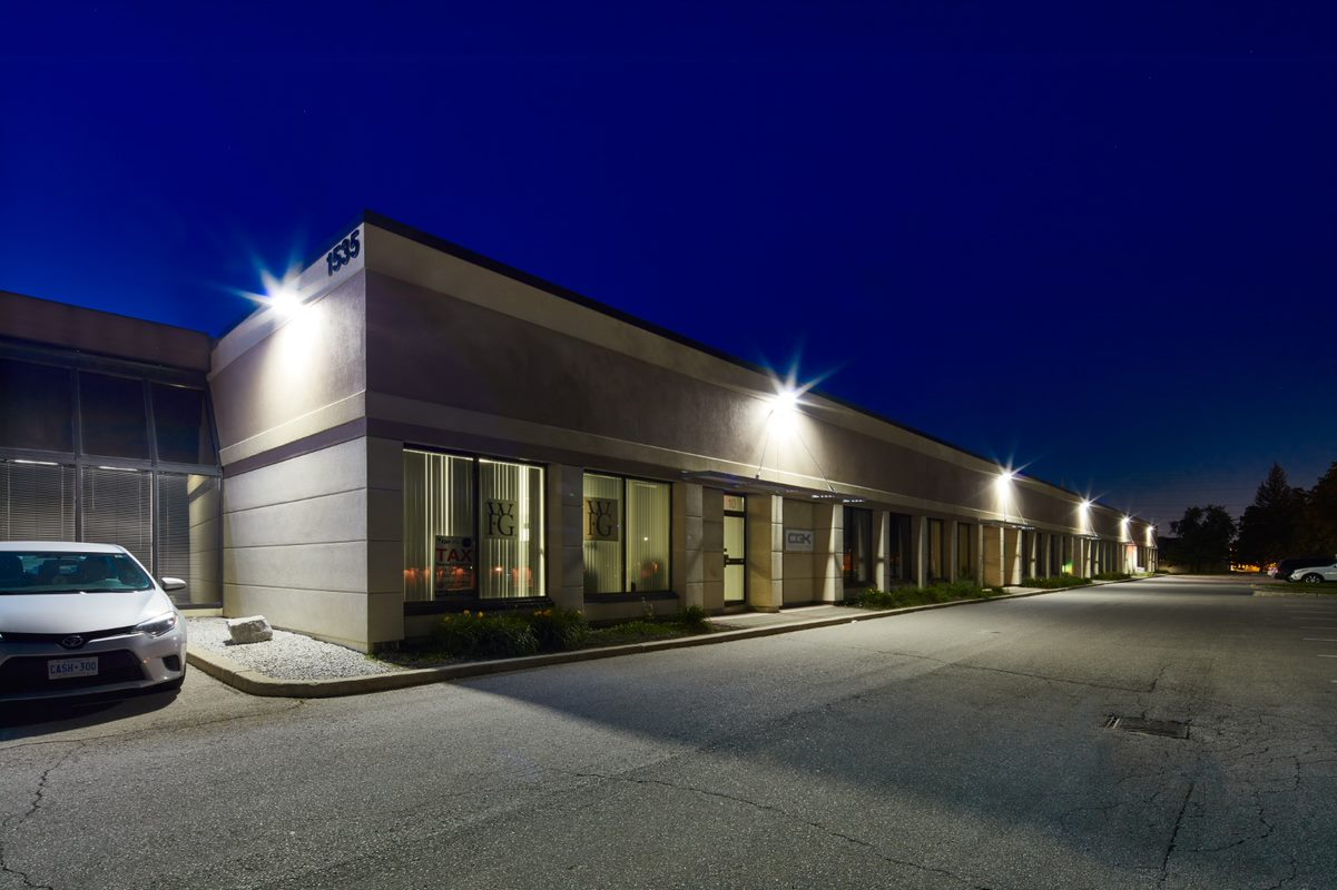 Industrial & Flex Space Available
