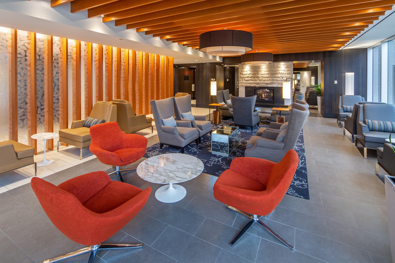Club Lounge and Patio