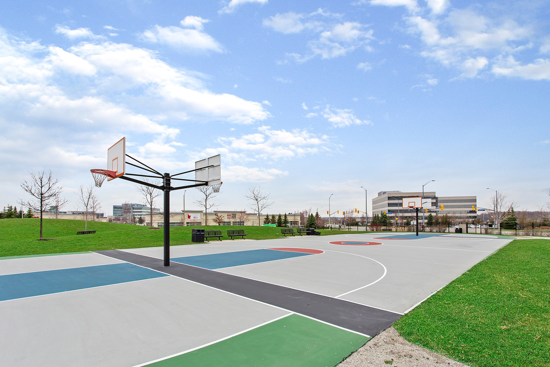 Meadowvale North Sports Park