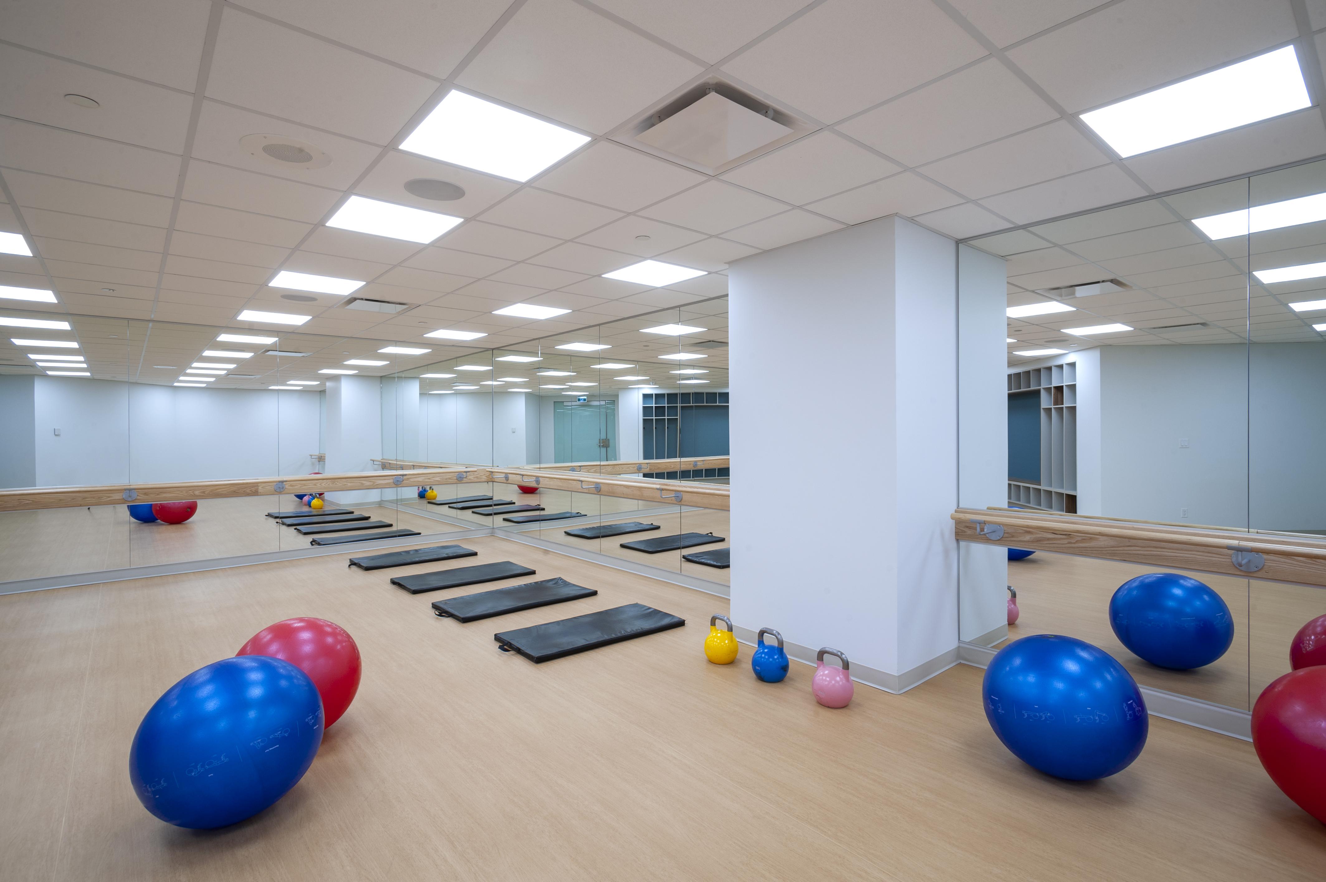 Flex Fitness Room